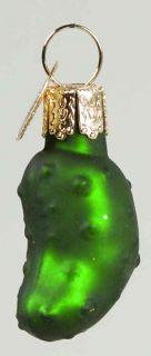Merck Familys Xmas Ornament Mini Gurken Pickle 7134938