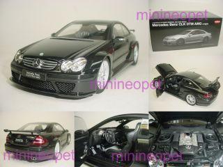 Kyosho Mercedes Benz CLK DTM AMG Coupe 1 18 Black