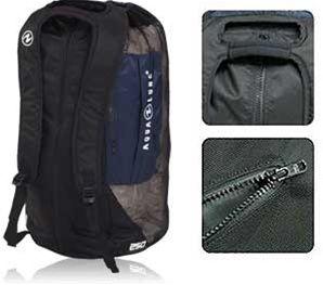 Deep See Traveler 250 Mesh Backpack Gearbag