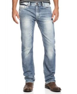 Buffalo David Bitton Jeans, King Slim Boot Cut   Mens Jeans