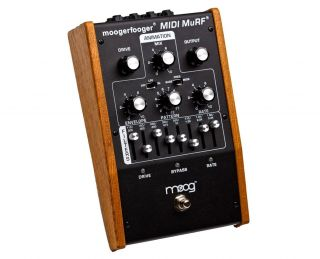 Moog MF 105M MIDI Murf Filter Effects B Stock MF105M PROAUDIOSTAR B NB