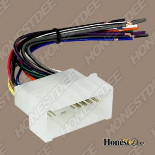 2006 2008 Hyundai Radio Install Wire Harness 70 1004