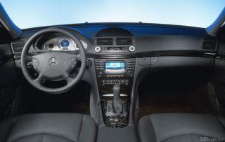 Mercedes Benz E Class W211 VDO Gauges Cluster Speedometer