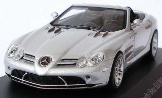 1x Nr. 17283 Mercedes Benz SLR McLaren Roadster (R199) crystal