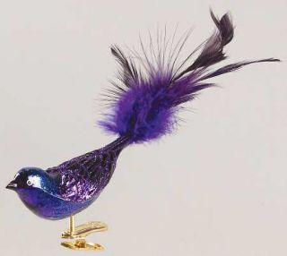Merck Familys Christmas Ornament Purple Martin 6739280