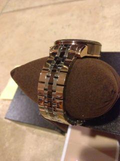 Michael Kors Woman Ritz Chronograph Bracelet Watch MK5642