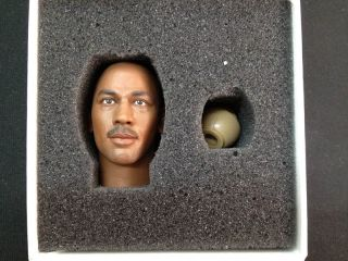 Headplay Michael Jordan 1 6 Figure Head Sculpt Fits Hot Toys 12