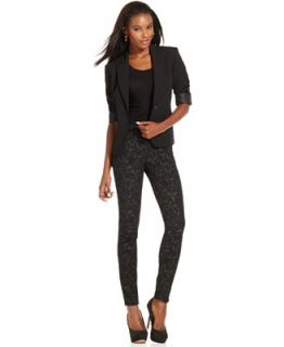 For All Mankind Jeans, The Skinny Lace Jacquard