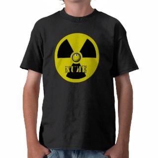 Its Nuke! T shirts