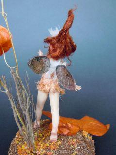 OOAK Autumn Fairy by Celidonia Daniela Messina