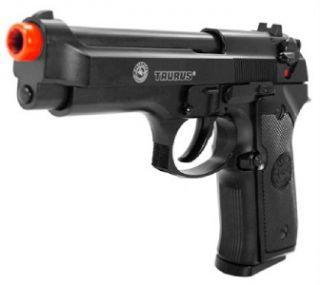 Metal Taurus PT92 Green Gas Airsoft Hand Gun 380 FPS Blowback Replica