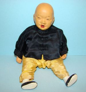Michael Lee Chinese Civilian Doll Di Di c1940s Hongkong