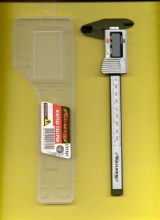 150mm Digital LCD Micrometer Caliper Vernier B New Measuring Tool