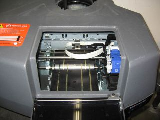 Microboards PF 3 1000 CD DVD Disc Inkjet Printer as Is