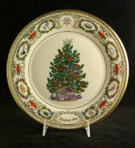 Lenox Christmas Trees Around The World 1999 Mexico A