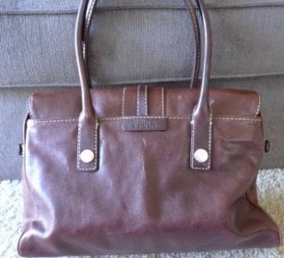 Women Michael Kors Leather Handbag Satchel Classic