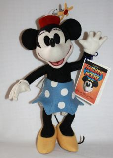 Signed R John Wright Minnie Mouse Mickeys Sweetheart Disney Doll