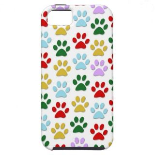 Paw Prints Case Mate Vibe iPhone 5 Case