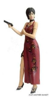 Resident Evil 4 Biohazard ADA Wong 3 Mini Action Figure Exclusive
