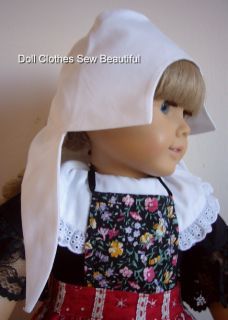 Doll Clothes Fits American Girl Dutch Girl Costume Cute
