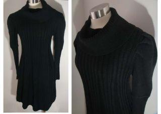 Julie Haus Wool Blend Middleburg Sweater Dress~