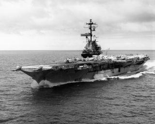 USS Oriskany CVA 34 Vienam War Deploymen Cruise Book Year Log 1967 J