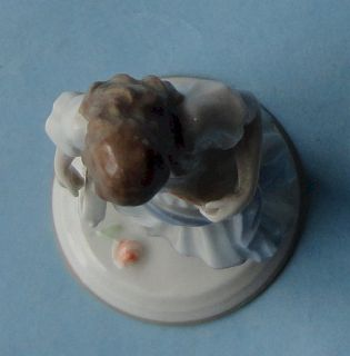Rosenthal Gustav Oppel Mignon Girl Dancer Female Young Lady Porcelain