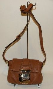 Michael by Michael Kors Charlton Crossbody Bag Purse Handbag