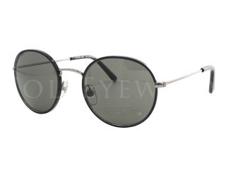 New Michael Kors MKS 169M 001 Oliver Black Sunglasses