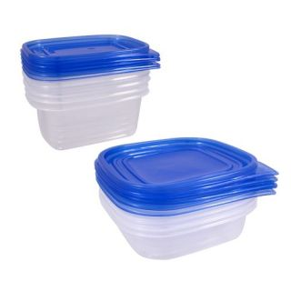 Imperial Food Storage Set Plastic 10 Containers w Lids