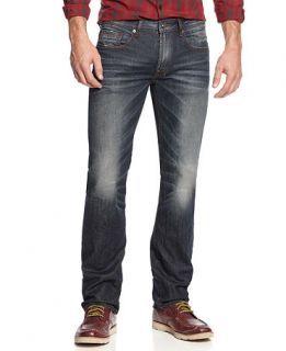 Buffalo David Bitton Jeans, Six X Slim Leg Jeans   Mens Jeans