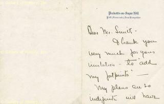 Bette Davis Autograph Letter Signed