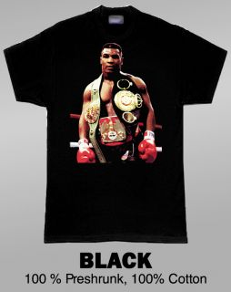 Mike Tyson Boxing Legend Iron Mike T Shirt