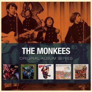Original Album Series 5CD Rhino UK Davy Jones Mike Nesmith