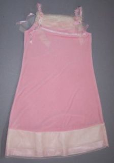 Rosetta Millington Girls Pink Roaring 20s Dress 8