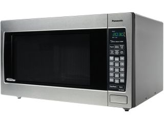 SN960S 2 2 CU ft 1250W SS Countertop Microwave Oven Fast SHIP