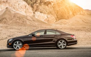 Set Perfect New 2013 Genuine Mercedes Benz CLS550 SL550 19 inch Wheels