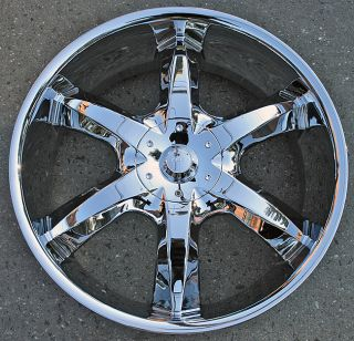 RVM 760 20 Chrome Wheels Tires Pontiac Grand Prix Am
