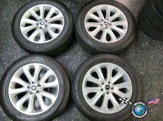 Four 2013 Range Rover Factory 20 Wheels Tires Rims LR3 LR4
