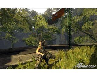 XBOX 360 SHOOTER GAME BUNDLE BIONIC COMMANDO, DARKVOID, TERMINATOR