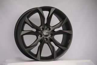 18 Matt Black Wheels Rims Nissan Altima Maxima 300zx 350Z