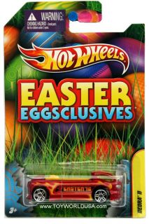 2012 Hot Wheels Wal Mart Easter Eggsclusives Deora II