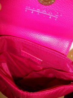 New Milano Pink Mini Messenger Shoulder Bag Purse