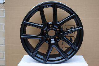 IS250 AWD GS300 GS400 SC300 sc400 RX330 Black 5 Lug Wheel Rims
