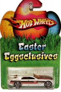 2009 HW Wal Mart Easter Eggsclusives Cadillac Sixteen