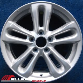 Honda Civic SI 17 2006 2007 2008 06 07 08 Factory Rim Wheel Silver