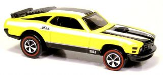 Hot Wheels RLC Rewards Mustang Mach 1