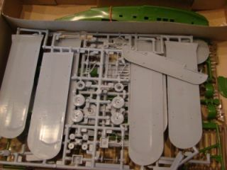 Super Marine Stranraer Military Airplane Model Kit 1 72 PK 601