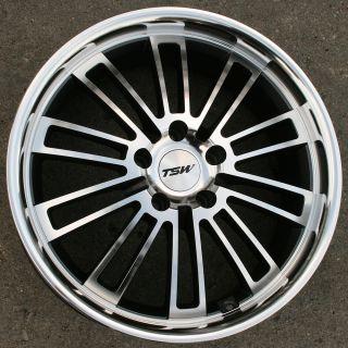 TSW Nardo 19 Gunmetal Rims Wheels Eldorado Seville FWD 19 x 8 0 5H 40