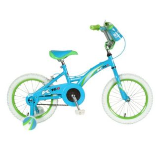 Features of Kawasaki K16G Girls Bike (16 Inch Wheels)